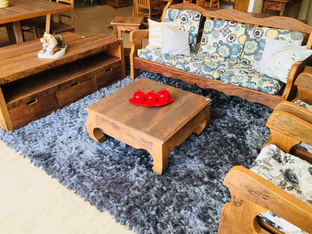 Sala página - praticidade Dom Bello